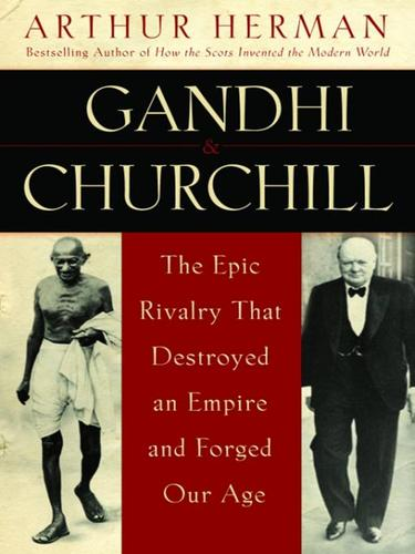 Gandhi & Churchill