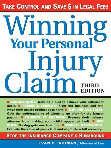 Winning Your Personal Injury Claim, 3rd Edition