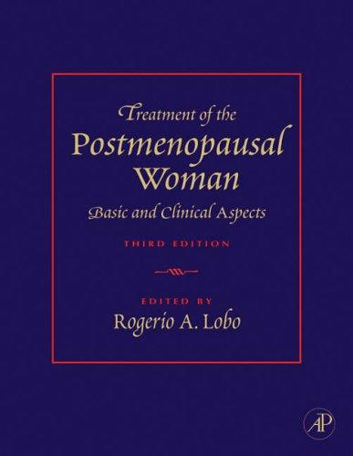 Download Treatment of the Postmenopausal Woman