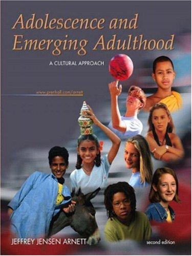 Download Adolescence and Emerging Adulthood