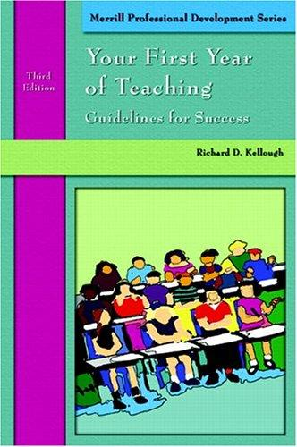 Download Your First Year of Teaching