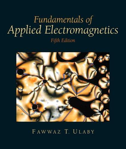 Download Fundamentals of Applied Electromagnetics (5th Edition)