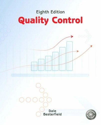 Download Quality Control (8th Edition)
