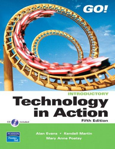 Technology in Action Introductory (5th Edition)
