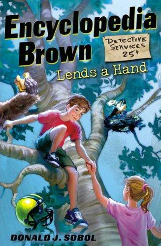 Download Encyclopedia Brown Lends a Hand
