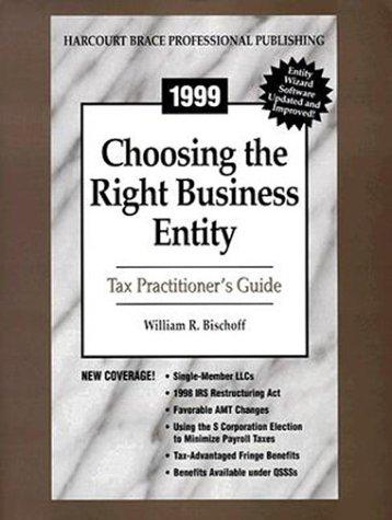 Choosing the Right Business Entity