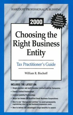 Download Choosing the Right Business Entity