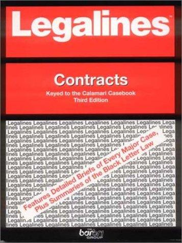 Download Legalines: Contracts