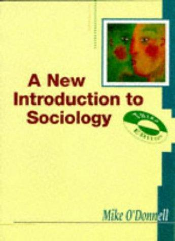 Download A New Introduction to Sociology