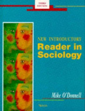 Download New Introductory Reader in Sociology