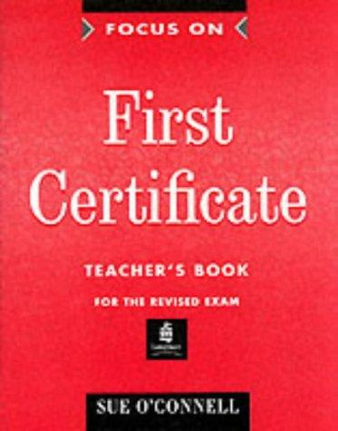 Focus on First Certificate
