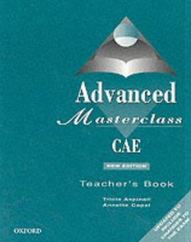 Download Advanced Masterclass CAE
