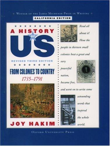 Download A History of US: Book 3