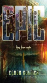 Book Cover: 'Epic' by Kostick, Conor