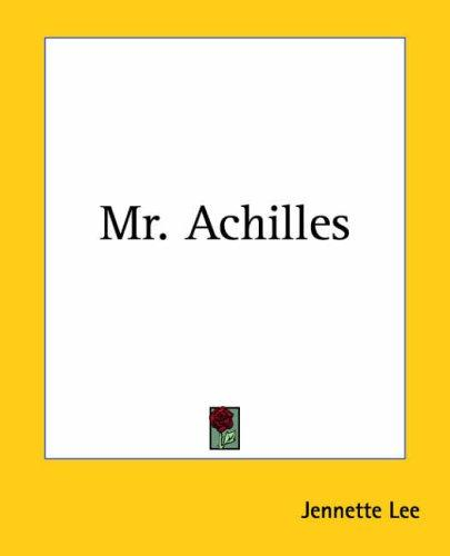 Download Mr. Achilles