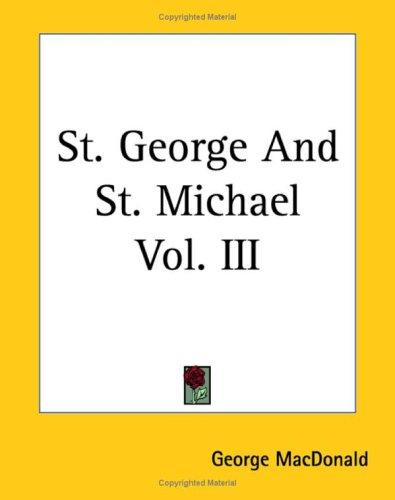 Download St. George And St. Michael