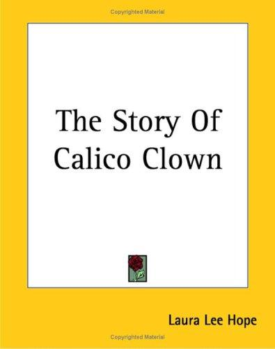Download The Story of Calico Clown