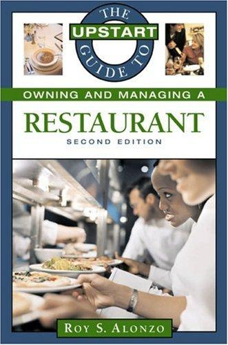 Download Upstart Guide to Owning and Managing a Restaurant