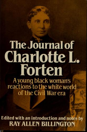 Download The journal of Charlotte Forten