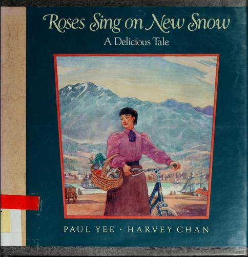 Download Roses sing on new snow