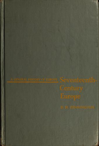 Download Seventeenth-century Europe