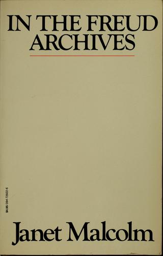 Download In the Freud archives