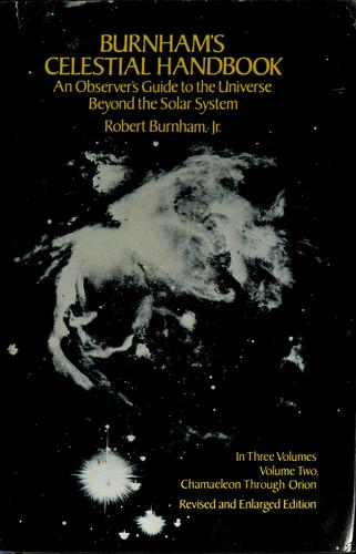 Download Burnham's celestial handbook