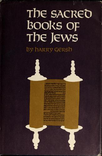 Download The sacred books of the Jews.
