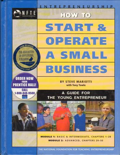 Download How to Start and Operate a Small Business