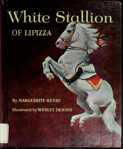 Download White Stallion of Lipizza (Marguerite Henry's Classics)