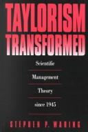 Download Taylorism transformed