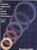 Download A systems approach to small group interaction