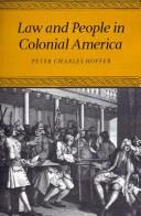 Download Law and people in colonial America