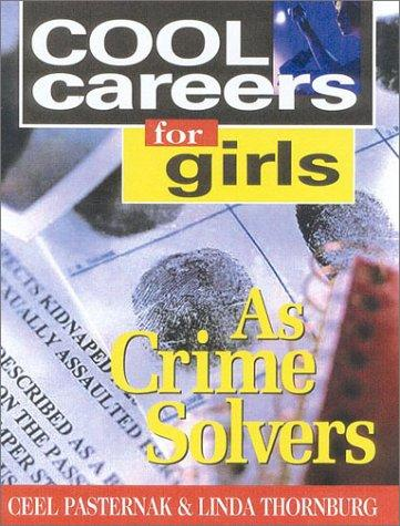 Download Cool Careers for Girls as Crime Solvers
