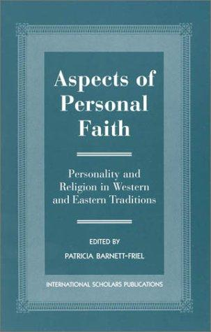 Download Aspects of Personal Faith