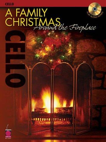 Download A Family Christmas Around the Fireplace