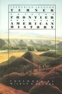 Download The frontier in American history