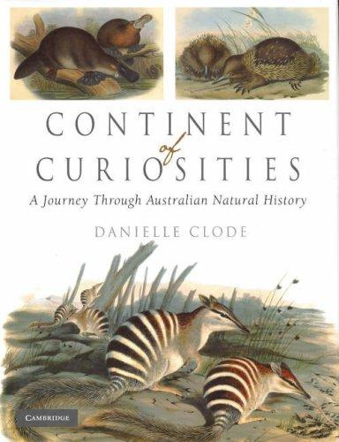 Download Continent of Curiosities