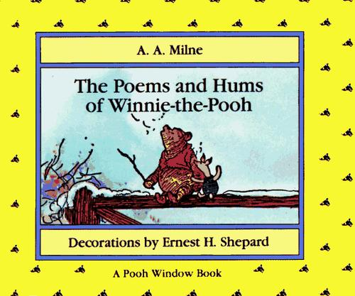Download The Poems and Hums of Winnie-the-Pooh