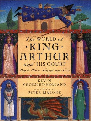 Download The world of King Arthur and his court