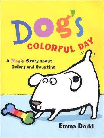 Download Dog's colorful day