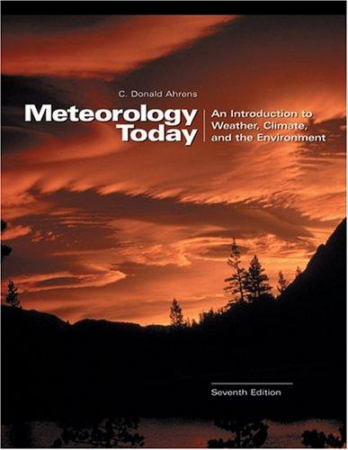 Download Meteorology Today