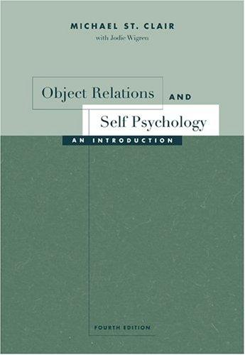 Download Object relations and self psychology
