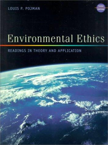 Download Environmental Ethics