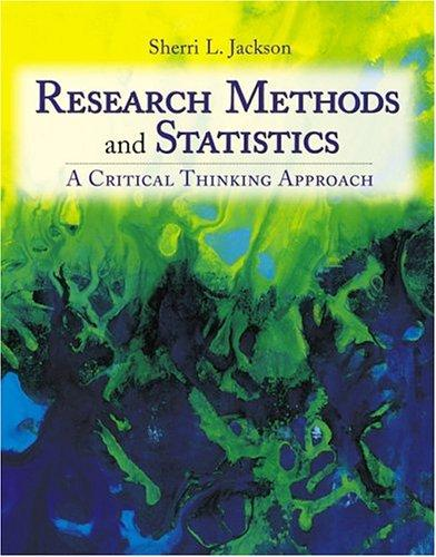 Download Research Methods and Statistics