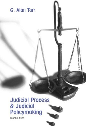 Download Judicial process and judicial policymaking