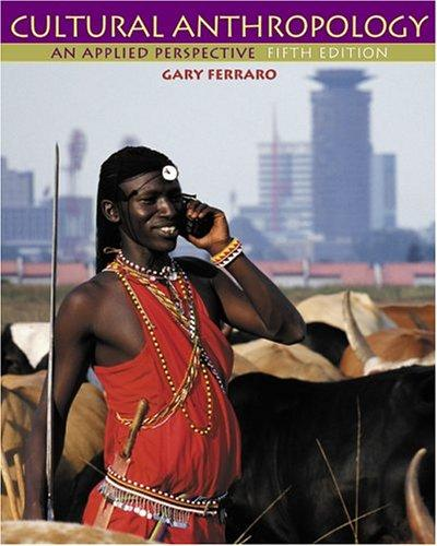 Download Cultural Anthropology