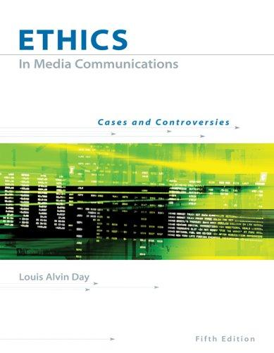 Download Ethics in media communications