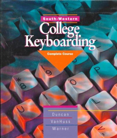 Download South-Western college keyboarding