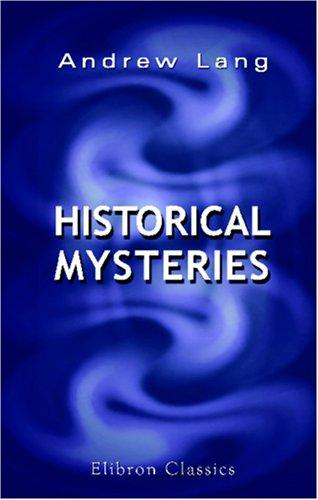 Download Historical Mysteries